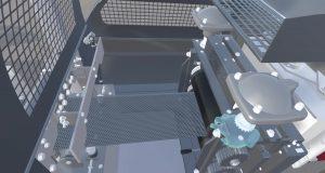 Opération maintenance - machine industrielle - superba