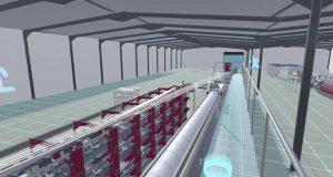 Visite libre en réalité virtuelle - usine - superba